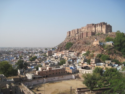 Meherangarh Fort in Johhpur