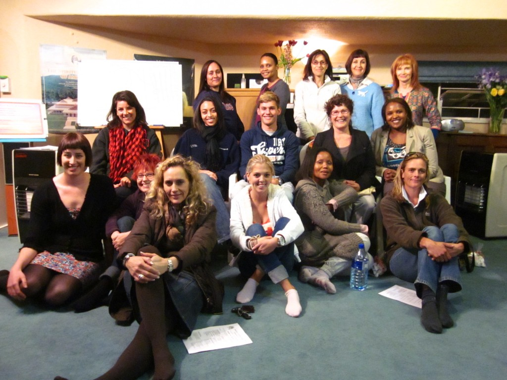 Houghton TM Centre Womens Day Meditation Class Graduation