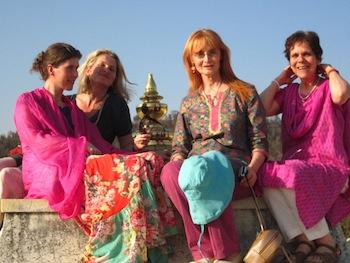 Brahmasthan ladies