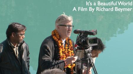 David Lynch and Maharishi: New Documentary