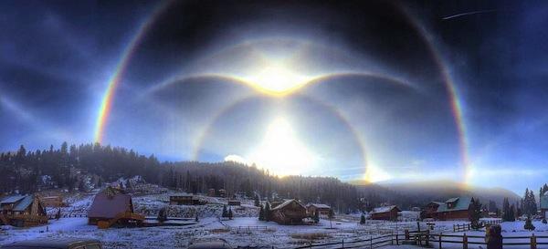 An Omen? Good News – Amazing Photo