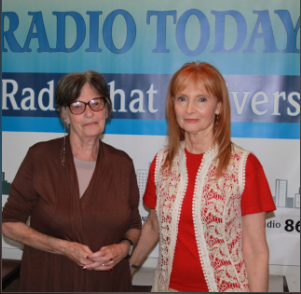 vicki radio today with barbara gillman